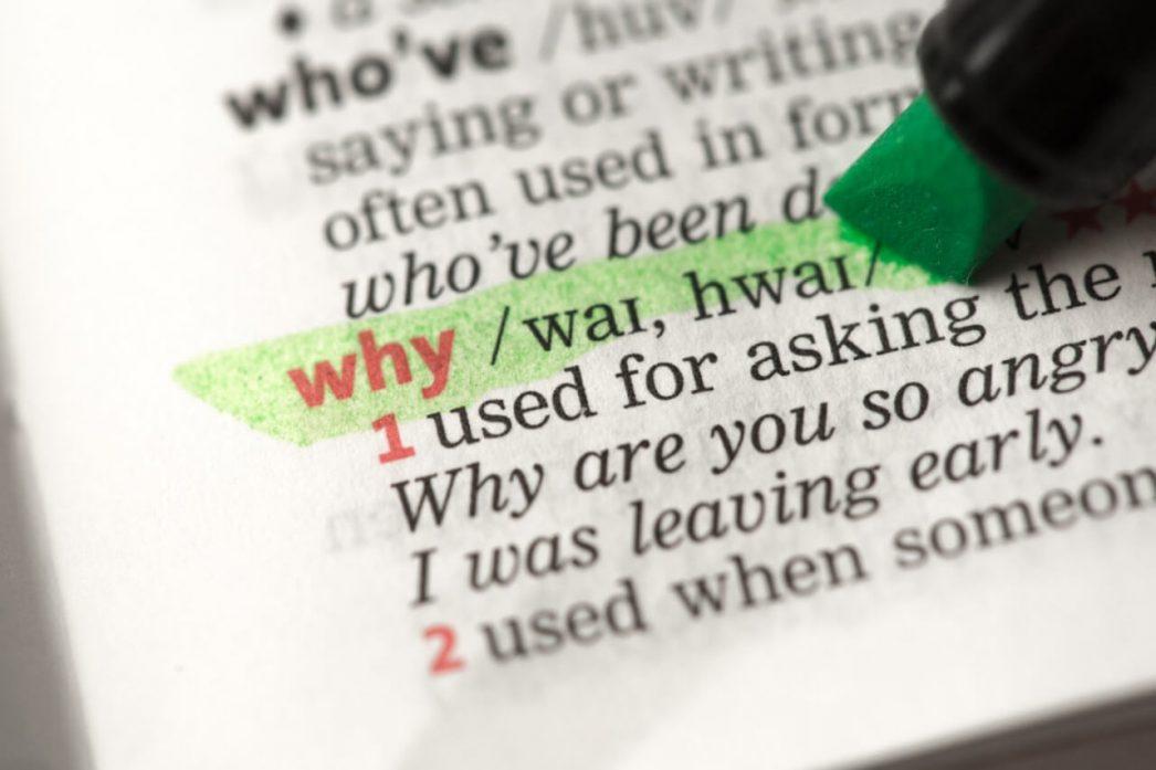 學習的意義(二)渴望明白讀書意義的一代